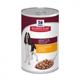 Hill's 370 Gr Science Plan Canine Adult Chicken