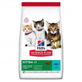 Hill's 1,5 Kg Science Plan Kitten Healthy Development Tuna