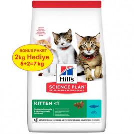 Hill's 5+2 Kg Science Plan Kitten Healthy Development Tuna
