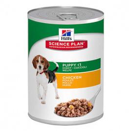 Hill's Science Plan 370 Gr Puppy Medium Savoury Chicken