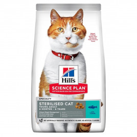 Hill's Science Plan Young Adult Sterilised Tuna 15 Kg