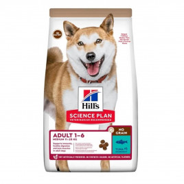 Hill's 12 Kg Science Plan Adult No Grain Medium Tuna