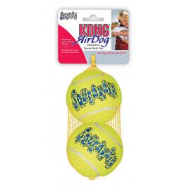 Köpek Air Sq Sesli Tenis Topu L 2 Adet 8 Cm