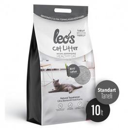 Cat Litter Grey Aktif Karbonlu Bentonit Kedi Kumu 2x10 Lt