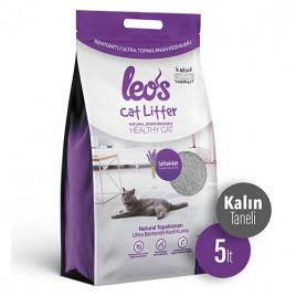 Cat Litter Lavanta Kokulu Kalın Bentonit Kedi Kumu 5 Lt