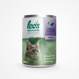 Kuzu Etli Ezme Kısırlaştırılmış Kedi Konservesi 400 Gr