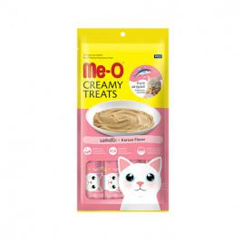 Me-O 4x15 Gr  Creamy Treats Katsuo Flavor