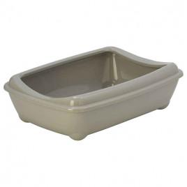 Aristo Açık Kedi Tuvalet Kabı Gri 42 Cm