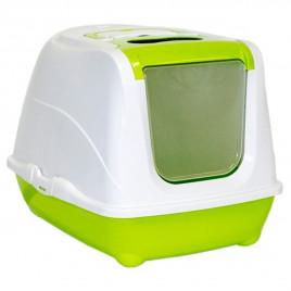 Flip Kapalı Tuvalet Yeşil