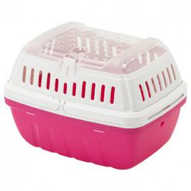 Hipster Hamster Taşıma Çantası Pembe Large
