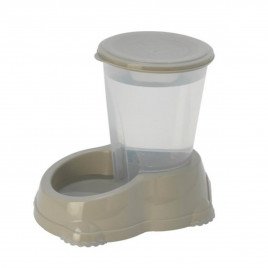 Kedi Ve Köpek Sipper Su Kabı Gri 1,5 Lt