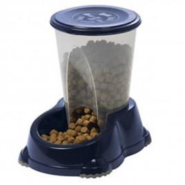 Kedi Ve Köpek Snacker Mama Kabı 1.5Lt Lacivert