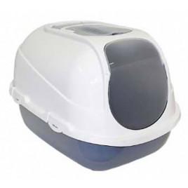 46x66x50 Cm Mega Comfy Kapalı Tuvalet Gri