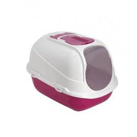 66x49x46 Cm Mega Comfy Kapalı Tuvalet Fuşya