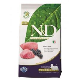 N & D Prime 7 Kg Lamb & Blueberry Adult Mini