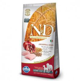N & D Ancestral Grain 12 Kg Chicken & Pomegranate