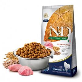 N & D Ancestral Grain 2,5 Kg Lamb & Blueberry