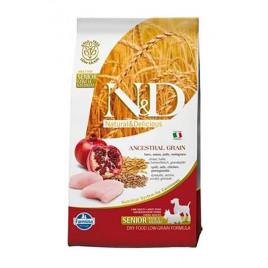 N & D Ancestral Grain 2,5 Kg  Chicken & Pomegranate