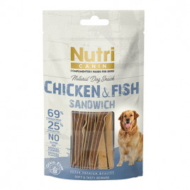 Canin 80 Gr Chicken & Fish Sandwich