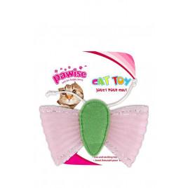 Kelebek Şekilli Kedi Oyuncağı