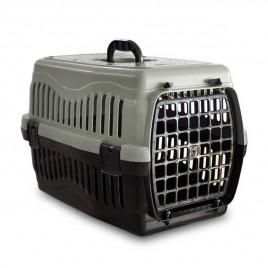 Kedi Köpek Taşıma Çantası Gri 50 Cm