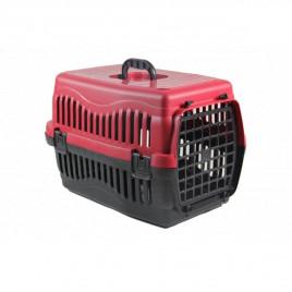 Kedi Köpek Taşıma Çantası Kırmızı 50 Cm
