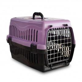 Kedi Köpek Taşıma Çantası Mor 50 Cm