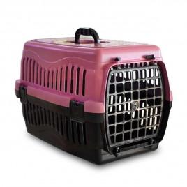 Kedi Köpek Taşıma Çantası Pembe 50 Cm