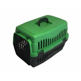Küçük Irk Köpek Taşıma Çantası Yeşil 60 Cm