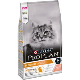 Pro Plan 10 Kg Elegant Adult +1 Optiderma Salmon