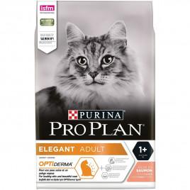 Pro Plan 1,5 Kg Elegant Adult +1 Optiderma Salmon