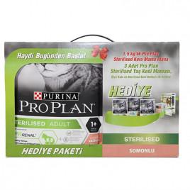 Pro Plan 1,5 Kg+Hediye Paketi Elegant Adult +1 Optiderma Salmon