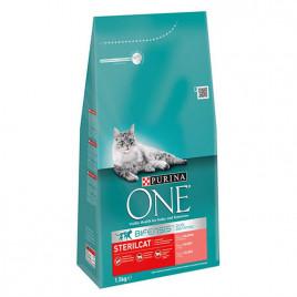 Sterilised Somonlu Kısırlaştırılmış Kedi Maması 1,5 Kg