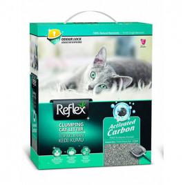 Reflex Aktif Karbonlu Topaklanan Kedi Kumu 2x6 Lt
