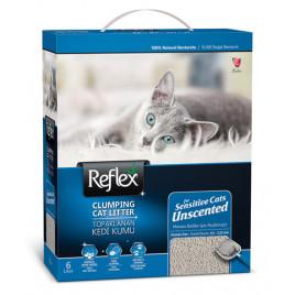 Reflex Sensitive Kokusuz Kedi Kumu 2x6 Lt