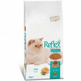 Balıklı Kısırlaştırılmış Kedi Maması 15 Kg