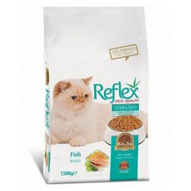 Reflex Balıklı Yetişkin Kısırlaştırılmış 1,5 Kg
