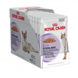 Gravy Kısırlaştırılmış Kedi Konservesi 12x85 Gr