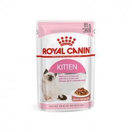 Kitten Gravy Yavru Kedi Konservesi 6x85 Gr