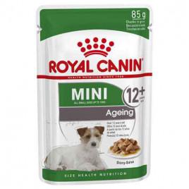 Mini +12 Ageing Pouch Yaşlı Köpek Konservesi 6x85 Gr
