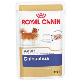 Pouch Chihuahua Irkı Özel Yaş Maması 6x85 Gr