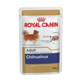 Pouch Chihuahua Irkı Özel Yaş Maması 85 Gr
