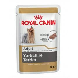 Yorkshire Terrier Yetişkin Köpek Konservesi 6x85 Gr