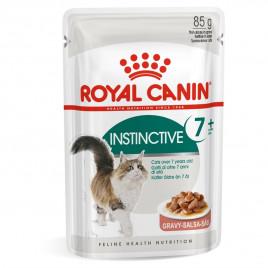 İnstictive +7 Yaşlı Gravy Kedi Konservesi 85 Gr