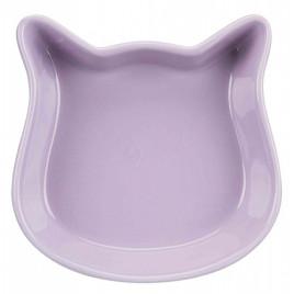 Kedi Seramik Mama Ve Su Kabı 0,25 Lt 13 Cm