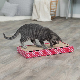 Kedi Tırmalaması, Oyuncaklı, 48X25cm Pembe