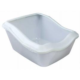 Kedi Tuvaleti, Yüksek Kenarlı 45x29x54 Cm