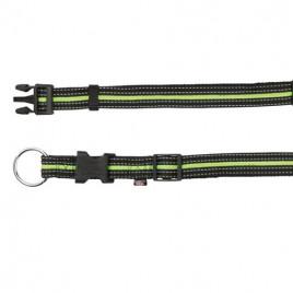 S-M Boyun Tasma 30-45 Cm 17 Mm Siyah Yeşil