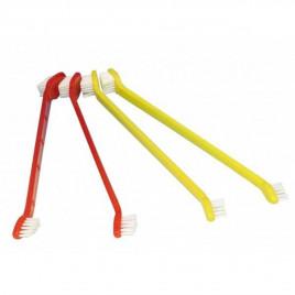 Köpek Diş Fırçası Plastik 4 Adet 23 Cm