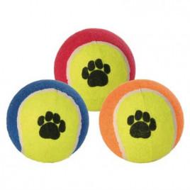 12 Cm Köpek Oyuncağı Tenis Topu